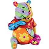 Enesco Disney by Britto Pooh Mini Figurine, 2.6-Inch