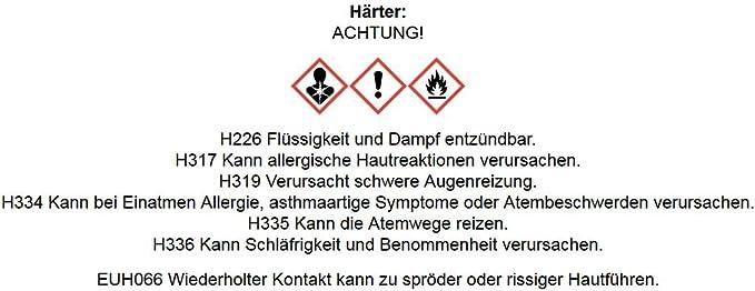 Lackpoint 1 Liter Set 2k Autolack Für Vw R902 Grauweiß Kein Klarlack Nötig Trend T4 Auto