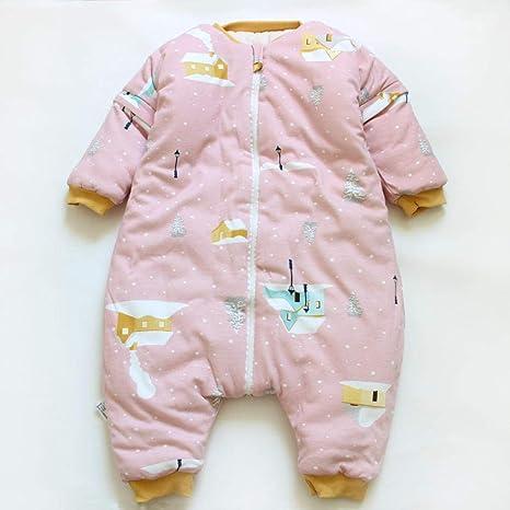 100% Algodón Saco de Dormir para bebé,Saco de Dormir cálido para ...