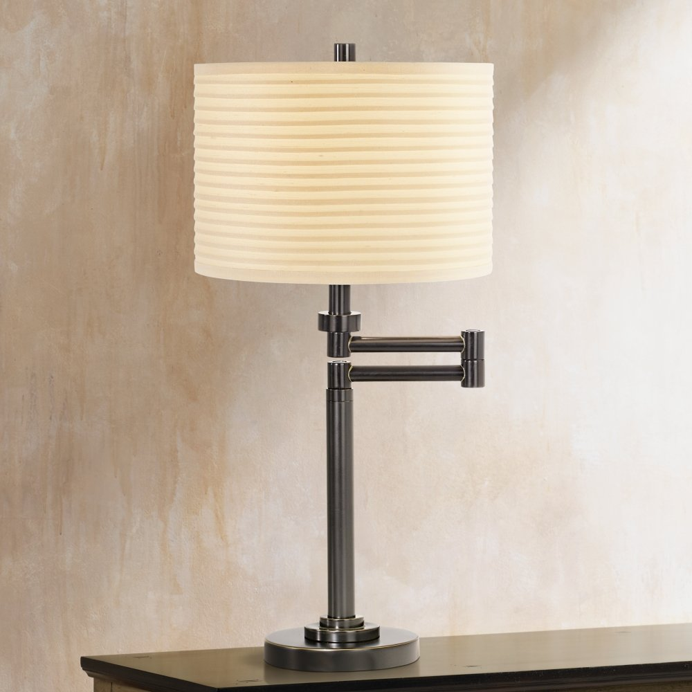lamp image contemporary shades bronze desk amazon of table lamps for arm swing