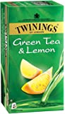 Twinings Green Tea and Lemon, 25 Tea Bags