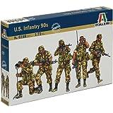 Italeri - I6168 - Maquette - Figurine - Soldats Moderne Us