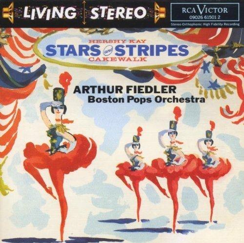 (Stars & Stripes by Fiedler, Arthur (1993) Audio CD)