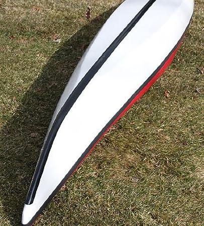 PereGuard Kayak Keel Guard 2 Width Black