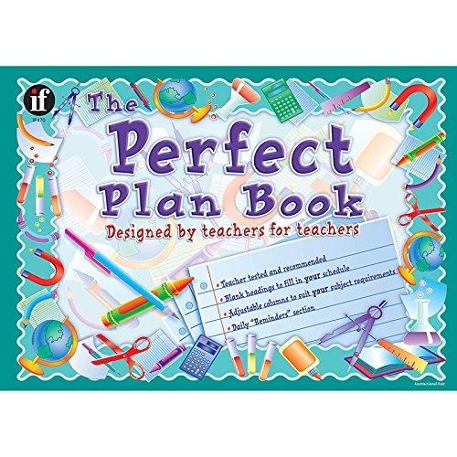 The Perfect Plan Book (Teacher Plan)