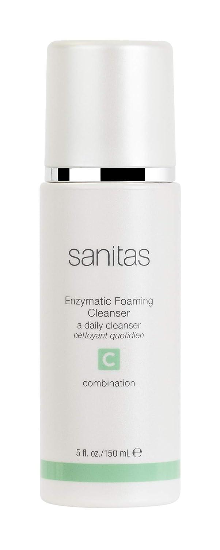 Sanitas Skincare Enzymatic Foaming Cleanser, Pore Refining Cleanser