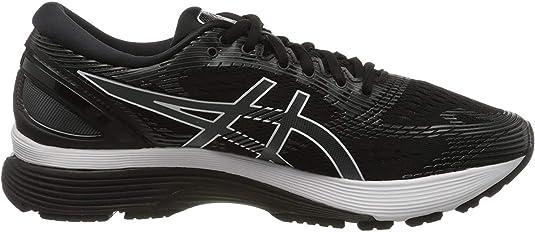 Asics Gel-Nimbus 21, Zapatillas de Running para Hombre, Negro ...