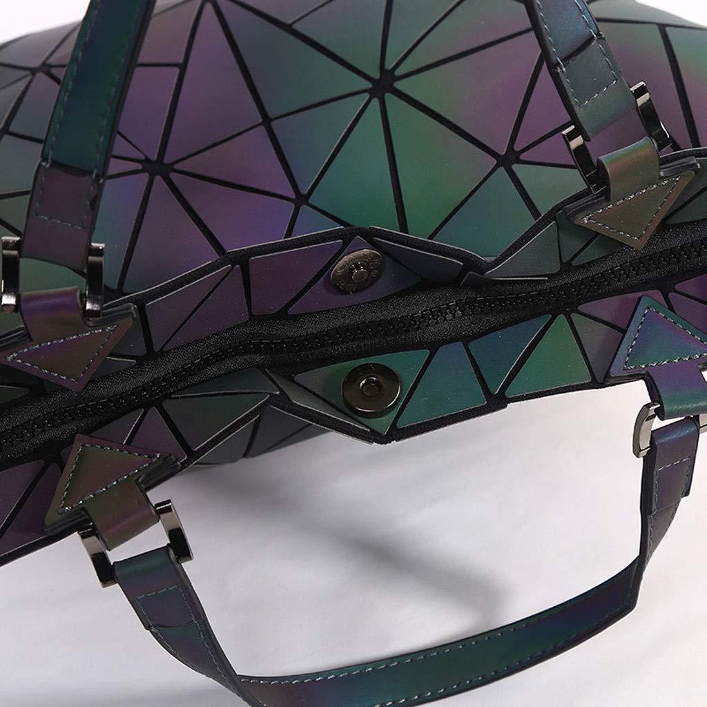 DLTEY Geometrisches Paket Weiche Ledertasche Fashion Lady Handtasche B07PGH4CS2 B07PGH4CS2 B07PGH4CS2 Schultertaschen Moderater Preis a8ffc4