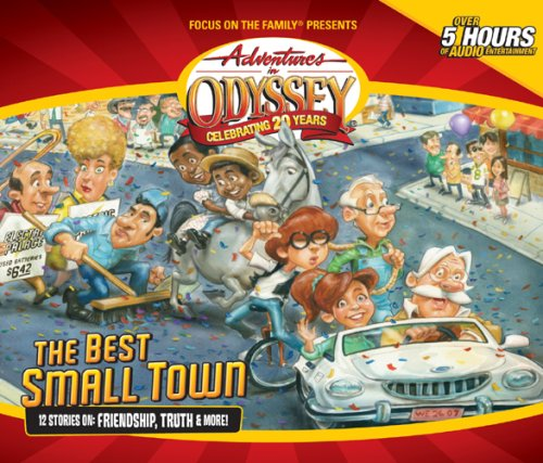 Adventures In Odyssey Book Series