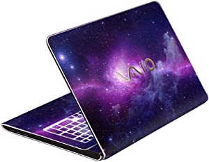 Protective Laptop Notebook Cover wrap Removable Decal Skin Sticker for Sony VAIO FIT 14E / F14
