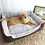 Mylovepets Breathable Waterproof Washable Nest Dog Teddy Golden Bed XL