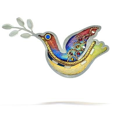 Superior The Artazia Collection Seeka Dove Of Peace Pin   P0062