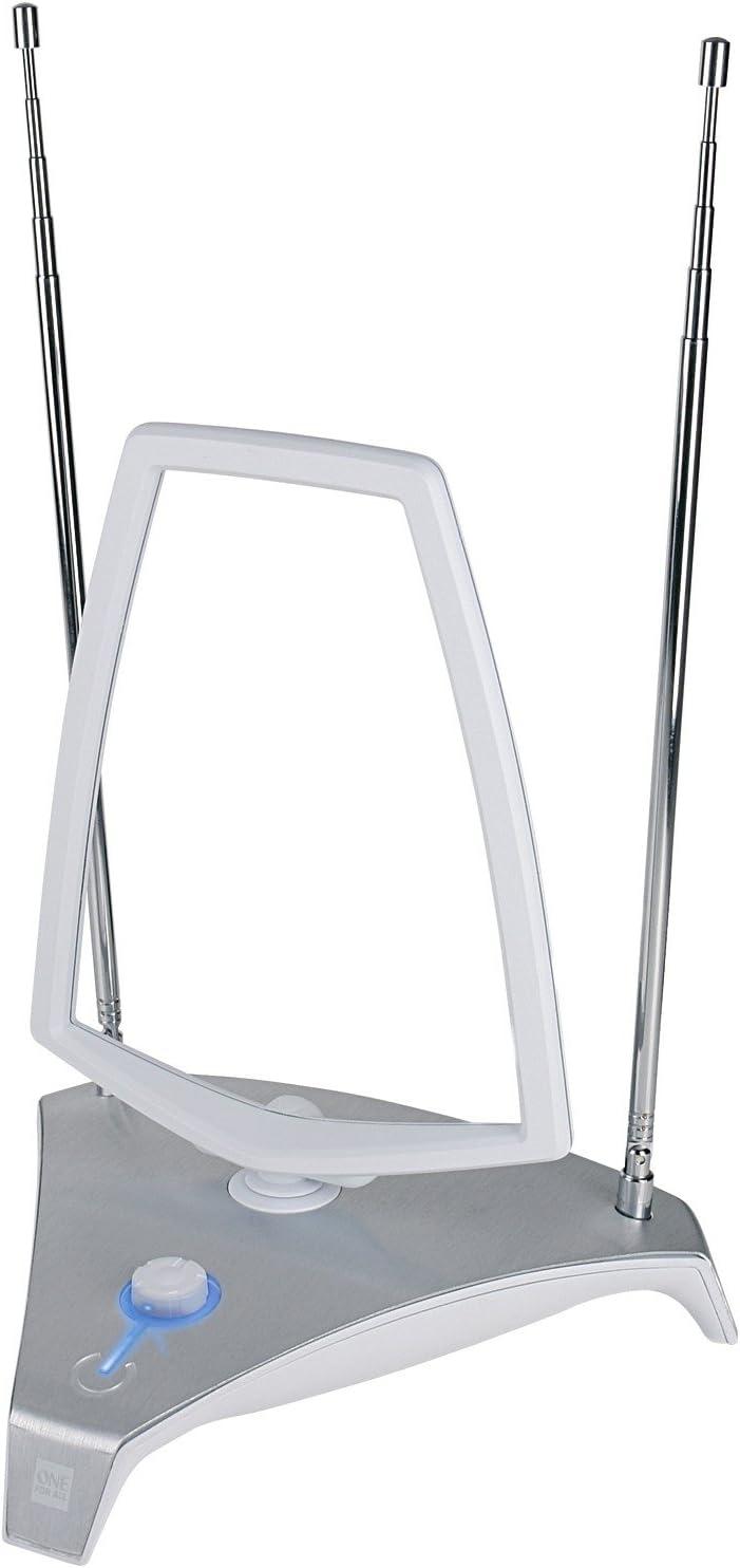 One For All SV9365, Antena de TV para Interior Amplificada ...