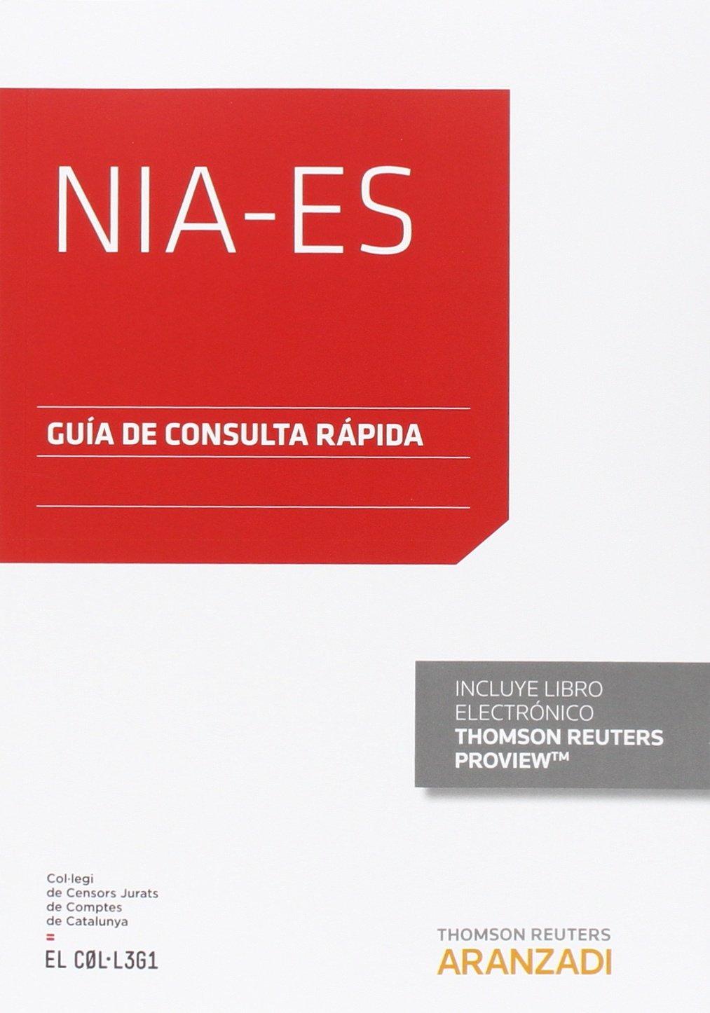 Nia-Es. Guía de consulta rápida (Monografía): Amazon.es: de ...