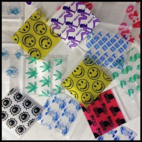 1000 1x1 mini bags - 9