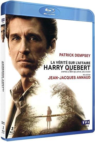 La Vérité sur laffaire Harry Quebert [Blu-ray]: Amazon.es ...