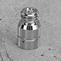 Soda Accessories, CO2 Adapter, Adjustable Needle Durable In Use With Excellent Performance 43.4mm / 1.7in for…