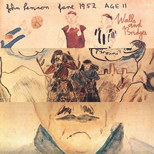 Vinilo : John Lennon - Walls and Bridges (LP Vinyl)