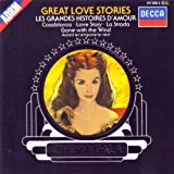 Great Love Stories: Casablanca / Love Story / La Strada / Gone with the Wind by Decca (1990-10-25)
