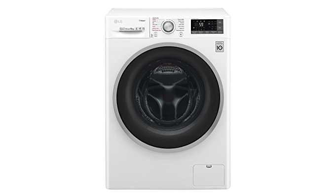 LG F2J7VY1W Independiente Carga frontal 9kg 1200RPM A+++ ...