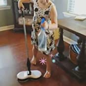 Amazon Com Gladwell Cordless Rechargeable Electric Mop