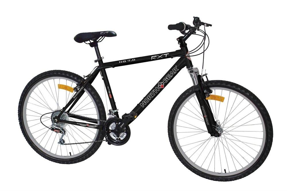 North Gear RXT - Bicicleta de montaña con suspensión 18SP para ...
