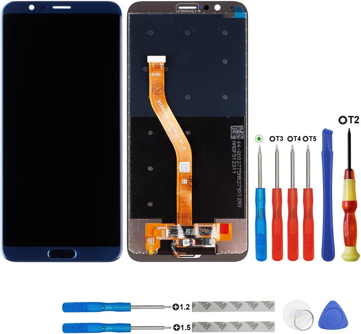 Swark - Pantalla LCD compatible con Huawei Honor V10 BKL-AL00 BKL ...