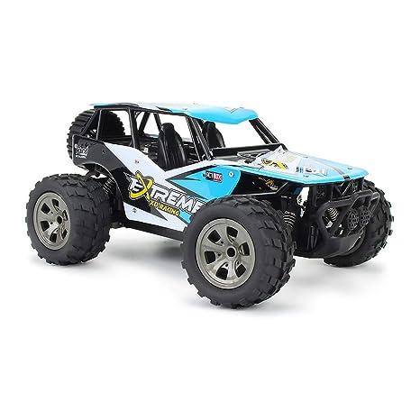 Mallalah Control Remoto de Coche RC Todo Terreno 1:18 2WD Stunt Car Radio Controlado