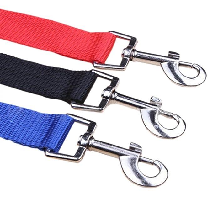 DADA cinturón de Seguridad Perro, Cables Ajustables arnés para ...