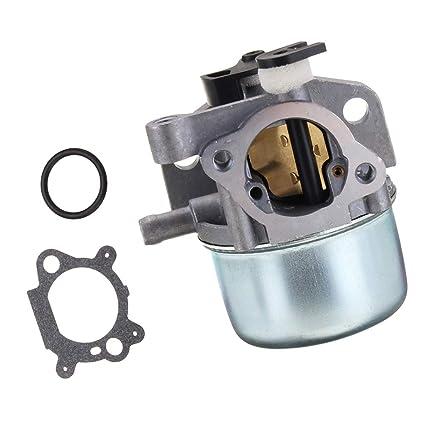 Carburador Para Briggs & Ton Toro 7.5HP 190CC Engine Lawn Mower Parts