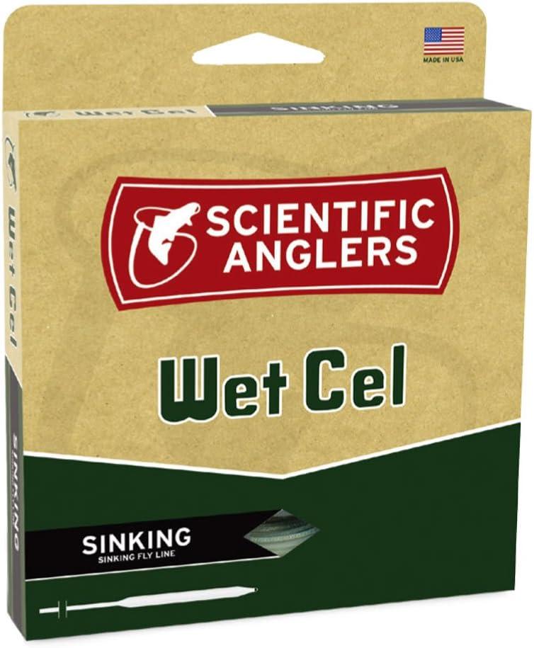Scientific Anglers Wetcel Type VI General Purpose Sinking Lines