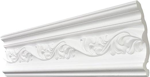 110 x 110 longueur 2 m Decosa Moulure A110 PRIX SPECIAL GROS CONDITIONNEMENT