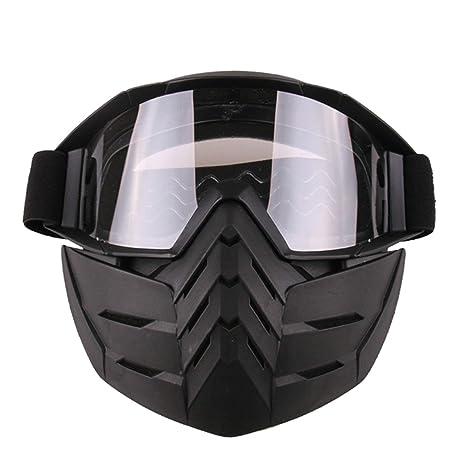 084d3165e70 Eocot detachable mask snowboard ski goggles winter snow ski mask ski goggles  motocross goggles clear jpg