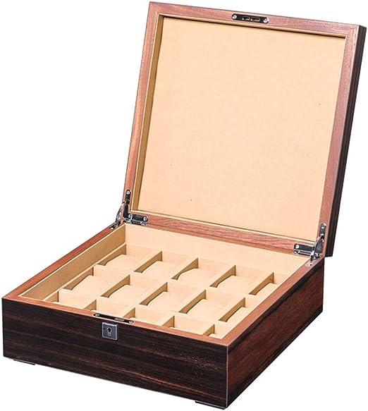 Cajas para relojes Caja De Almacenamiento Reloj Caja De Reloj Caja ...