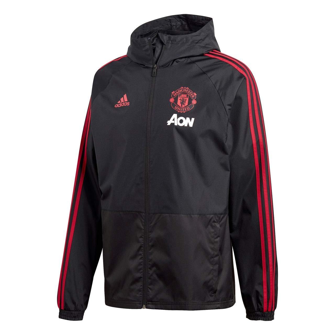Adidas Herren Manchester United Regenjacke