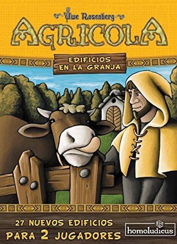 AGRICOLA 2 JUGADORES EXPANSION: Amazon.es: Juguetes y juegos