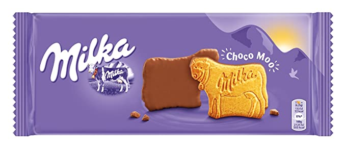 Milka - Galleta Chocolate Con Leche, 200 g