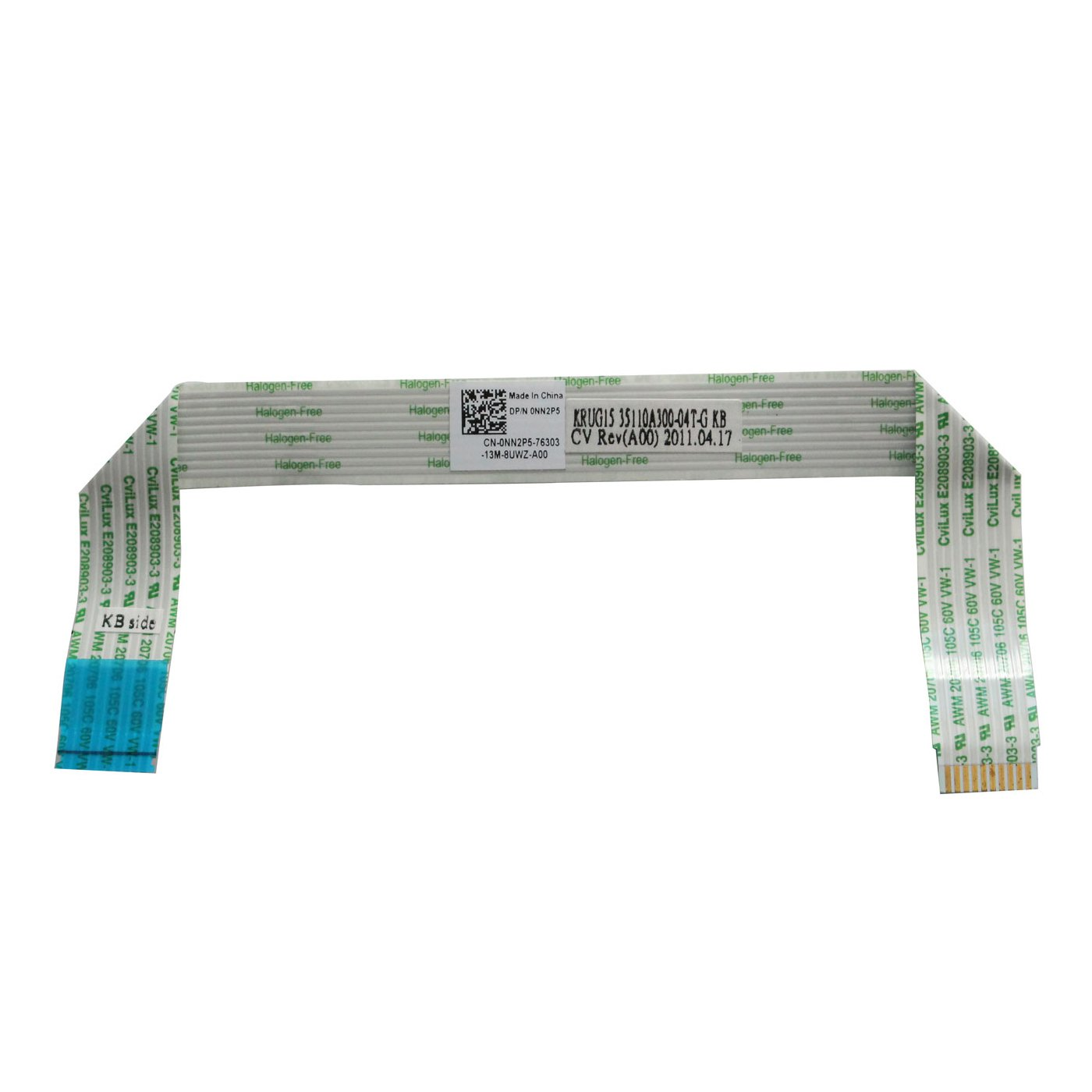 Replacement Keyboard Ribbon Cable for Dell Latitude E6420 E6420ATG E6320 E5420 Laptop