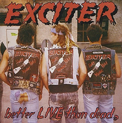 BETTER LIVE THAN DEAD by CD