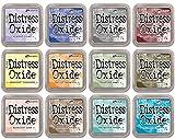 Tim Holtz Distress Oxides Ink Pad Bundle Release #3