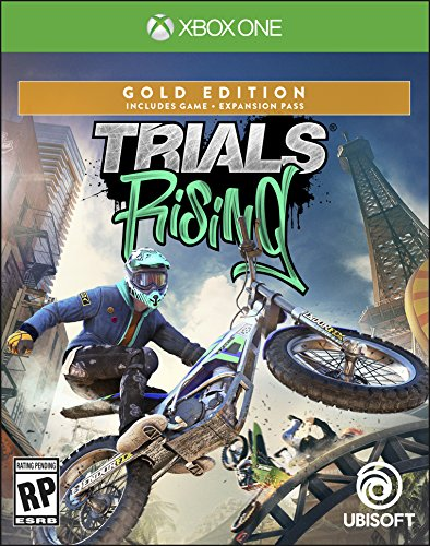 61RSW6h1jPL - Trials Rising Gold Edition - Xbox One Gold Edition