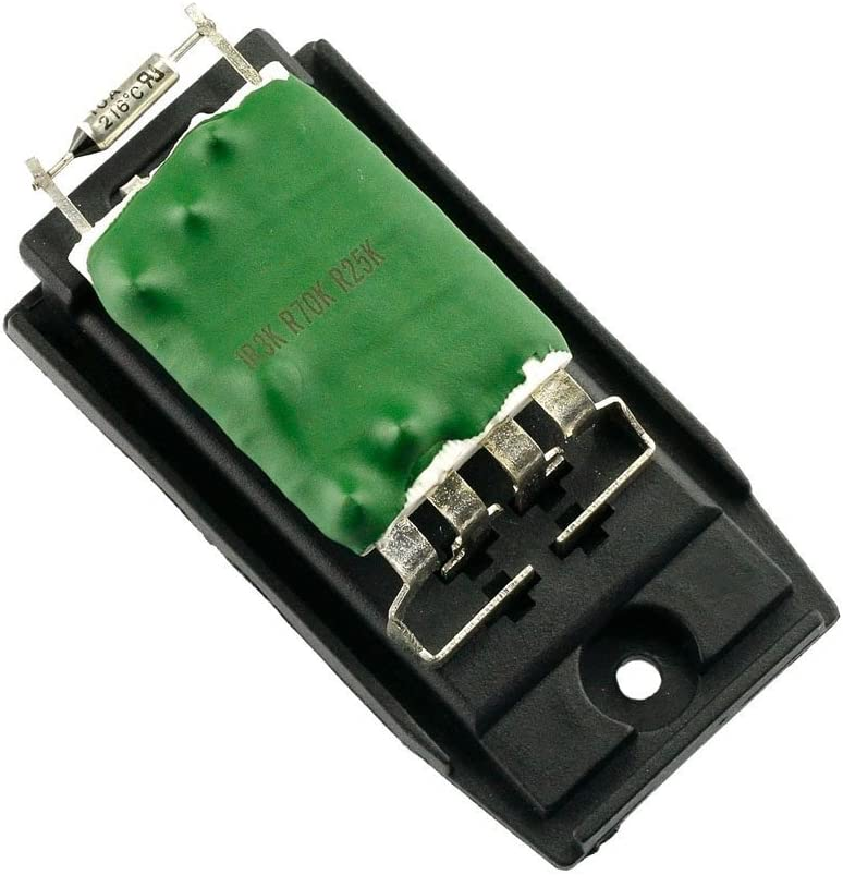 Micro Trader 1325972 Car Heater Motor Fan Blower Resistor