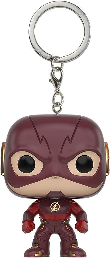 Funko POP Keychain: The Flash - The Flash Action Figure