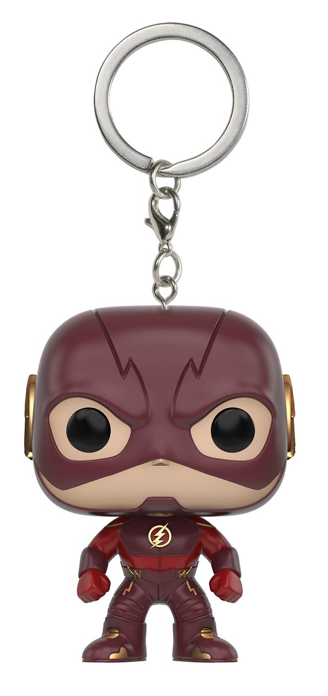 Funko POP Keychain: The Flash - The Flash Action Figure