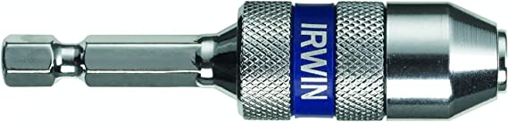 IRWIN Lock-n-Load Quick Change Extension Bit Holder 65mm 1//4in