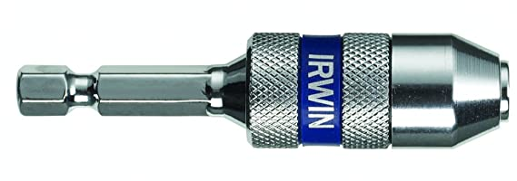 Irwin Lock-n-Load Quick Change Extension Bit Holder 140mm 3//8in IRW10508170