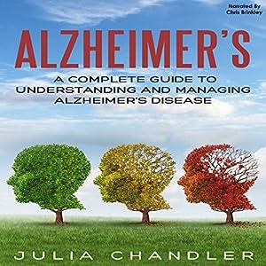 Alzheimer's Audiobook