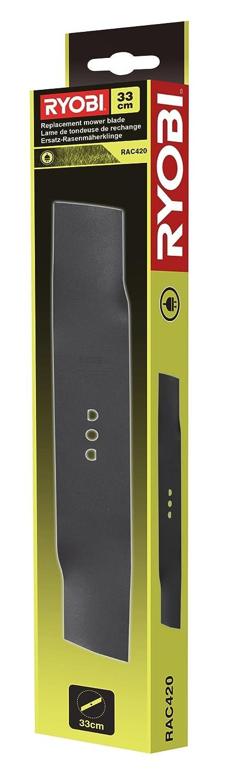 Ryobi rac420 33 cm AC cortadora de césped - Hyper Verde: Amazon.es ...