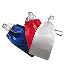 Simple Value Collapsible Water Bottles