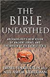 The Bible Unearthed: Archaeology's New Vision of